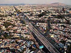 Zona Hotelera Minerva3 Las 21 mejores panorámicas de Guadalajara
