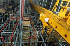 Jungheinrich bouwt geautomatiseerd hoogbouwmagazijn voor HEWI G. Winker - http://visionandrobotics.nl/2017/01/05/jungheinrich-bouwt-geautomatiseerd-hoogbouwmagazijn-voor-hewi-g-winker/