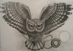 Tatto de Coruja