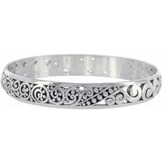 Brighton Love Affair Bangle 28 Rings Bracelets Jewelry