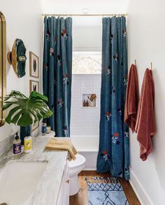 Eclectic Decor, My House, Curtains, Blanket, Interior, Color, Layering, Home Decor, Style