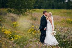 katyand jared got married on a rainy summer day at the River Cree resort. With rainy photographs and umbrella snuggles this Edmonton wedding was perfect. Be Perfect, Got Married, Boudoir, Wedding Venues, River, Lifestyle, Wedding Dresses, Summer, Fashion