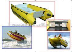 Hh-p330 Rigid Inflatable High Speed Catamaran Boat - Buy ...
