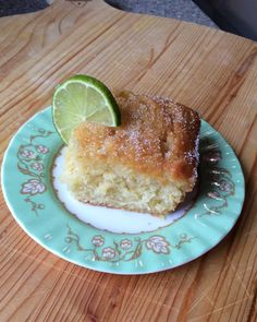Gin and Tonic cake - This cake packs a punch thanks to the classic flavours of a G&T. It makes the perfect birthday cake for the gin and tonic lover in your life. Gin And Tonic Cake, Cake Recipes, Dessert Recipes, Desserts, Lime Cake, Let Them Eat Cake, Tray Bakes, Afternoon Tea, Cupcake Cakes