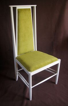 Charles Rennie Mackintosh Florentine Side Chair Reproduction
