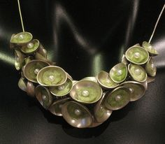 Barnacle Necklace by Moira K. Lime, via Flickr