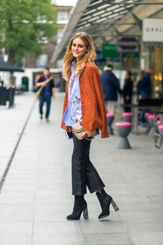 How to wear ankle boots: 40 outfit ideas to try this season.