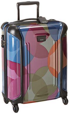 Amazon.com: Tumi Luggage Vapor Continental Carry-On, Black, One Size: Clothing