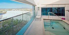 Living Art Ultra Lounge   HRH All-Suite Tower   Hard Rock Hotel Las Vegas