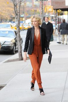 Charlize Theron's Daring Street Style! - Posh24
