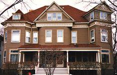 Dave's Victorian House Site - Evanston Gallery