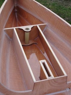 Building your own boat can be cheaper than buying a manufactured boat. A boat that you have made yourself can b Make A Boat, Build Your Own Boat, Diy Boat, Wooden Boat Building, Wooden Boat Plans, Boat Building Plans, Sailboat Plans, Wooden Sailboat, Plywood Boat