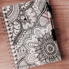 Pin by amarantha rain on drawings, doodles & inspiration! Doodle Art Drawing, Mandala Drawing, Cool Art Drawings, Pencil Art Drawings, Art Drawings Sketches, Mandala Doodle, Mandala Art Lesson, Mandala Artwork, Sharpie Drawings