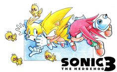 Sonic 3 -And Knuckles- by ~Pker96