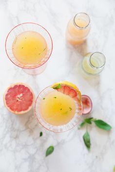 Basil Beauty Cocktail