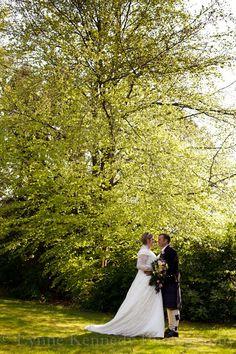 Highland Spring Wedding Image Lynne Kennedy Photography