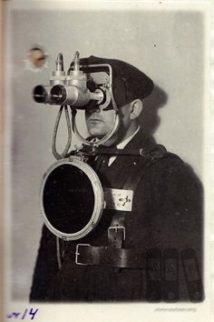Soviet prototypes for first night vision goggles Collages, Foto Picture, We Are The World, Retro Futurism, Dieselpunk, Bored Panda, Vintage Pictures, Vintage Photographs, Night Vision