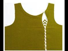 New Latest Boat Neck Design for Kurti (Kameez, Suit) Churidhar Neck Designs, Salwar Neck Designs, Kurta Neck Design, Neck Designs For Suits, Sleeves Designs For Dresses, Blouse Back Neck Designs, Neckline Designs, New Blouse Designs, Kurta Designs
