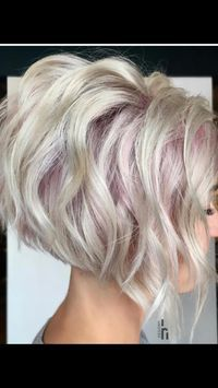 Are you sporting a short bob haircut or would like to get