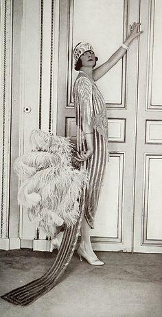 Robe du soir 1921   Flickr – 相片分享!