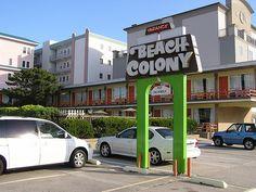 Beach Colony, Wildwood Crest, N.J.