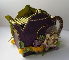 Libro-Maraca: ¿Quieres un té? (CC SkrapButik)