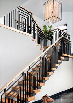 Custom Railing With Deer On Porch CS 373 And CS 374 By . Modern Stair Railing Designs From Metal Wood Glass Etc. Home Design Ideas Staircase Railing Design, Modern Stair Railing, Wrought Iron Stair Railing, Home Stairs Design, Balcony Railing Design, Metal Stairs, Stair Handrail, Modern Stairs, Railing Ideas
