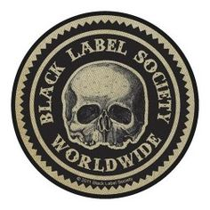 Ecusson Black Label Society