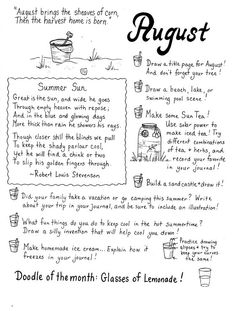 2.8.17, some good ideas here for some reflection in my journal and also my garden journal I am enjoying doing some drawing in at the moment, we are a different season to this article, as we are coming towards the end of autumn, (Kym)