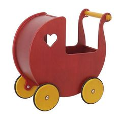Moover Mini Dolls Baby Carriage