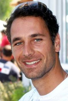 """Raoul Bova.....played """"Marcello"""" in one of my favorite movies, Under The Tuscan Sun."""