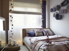 Tikkurila w Domowej Odnowie - Metamorfoza małej sypialni-PO