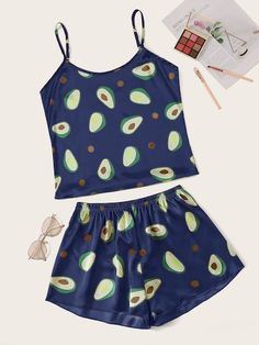 Cute Pajama Sets, Cute Pjs, Cute Pajamas, Pajamas Women, Comfy Pajamas, Matching Pajamas, Pj Sets, Girls Fashion Clothes, Teen Fashion Outfits