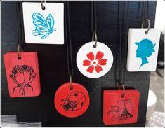 Pandantive cu parfum de vanilie sau lemongras vă așteaptă la standul nostru de la târgul organizat în Piața Sfântul Ioan.… Craft Fairs, Crafts, Instagram, Fragrance, Manualidades, Handmade Crafts, Craft, Arts And Crafts, Artesanato