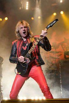 Glen Tipton of Judas Priest