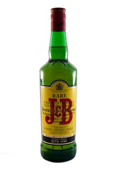 J & B Whisky / 40% vol (0,7L)