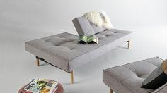 SPLITBACK sofa z funkcją spania INNOVATION