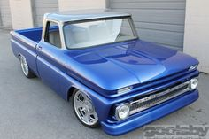 1964 Chevy Pickup Truck Custom Lowered