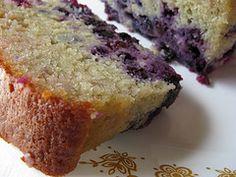 Blueberry Bread Recipe at Tastes Nice