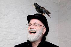 Sir Terry Pratchett.