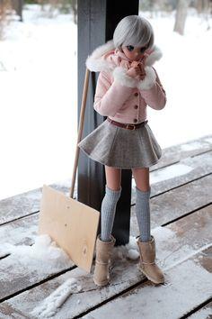 Smart Doll Chitose Kasshoku by JurgenStaub