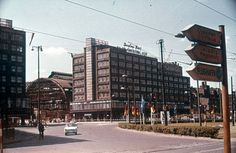 Berlin, Alexanderplatz ca. 1960