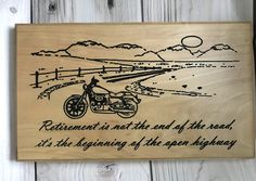 Custom Retirement Gift By All Together With Love on Etsy www.alltogetherwithlove.etsy.com