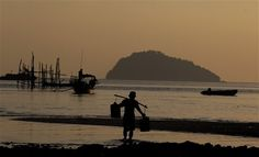 As Burma opens, a pristine 'lost world' of 800 islands in the Mergui archipelago under threat Mergui Archipelago, Marine Plants, Fishing Boats, Beautiful World, Laos, Fresh Water, Tourism, Survival, Creatures