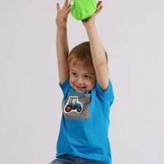 Bekleidung für Buben | Innovative Kinder Bekleidung mit abnehmbaren Motiven - geniale und zauberhafte Mode für kreative Kids