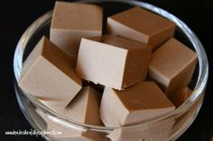 Chocolate Coconut Sport Gummies or Jello (High Fat, Low Carb and Nut Free) http://www.kateshealthycupboard.com