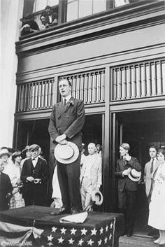 Franklin D. Roosevelt, 1920