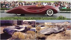 The Norman Timbs Special was discovered in a desert & thankfully restored