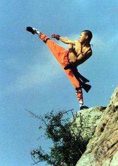 Shaolin monk's balance