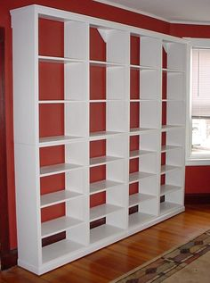 Designs -- Custom, Solid Wood Furniture (all solid wood bookcases ...